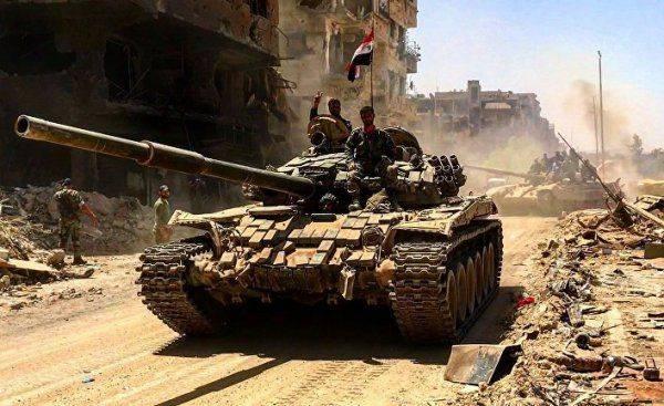 Сирийские войска уже ничто не остановит. Кроме Москвы