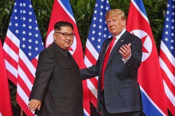 Как Майк Помпео поссорился с Ким Чен Ыном