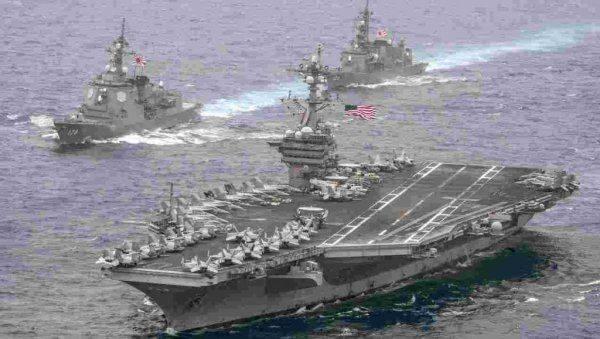 США хотят обойти Конвенцию Монтре, получив статус черноморской державы