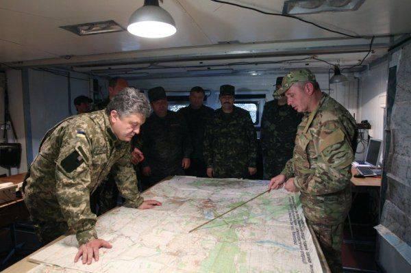 В Киеве сообщили, что Украина осталась без главнокомандующего