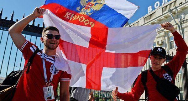 Англичанин рассказал, как передумал не ехать на Чемпионат Мира в Россию