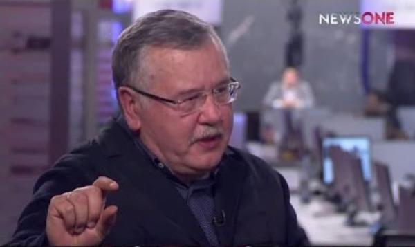 """""""При Януковиче такого не было"""": Гриценко устыдился, что Украину возглавляет Порошенко"""