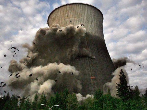Киев давно обзавёлся «атомным оружием» и теперь шантажирует им Европу и РФ