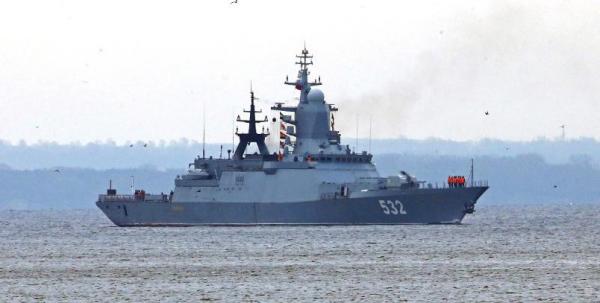 «Ястреб» на охоте: Российский фрегат станет надежным заслоном от атомных субмарин