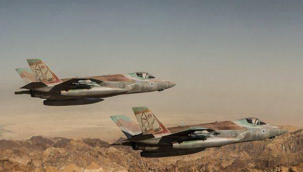 Израиль не исключает новые удары по Сирии