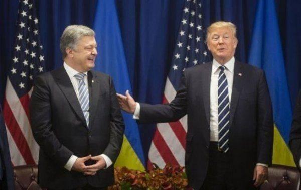 Порошенко-Трамп: миссия не выполнима