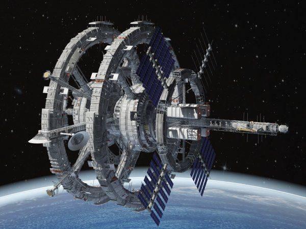 Это произошло! Астрономы обнаружили гигантскую инопланетную станцию в космосе