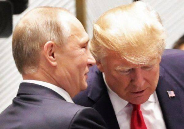 Встреча Трампа и Путина: пустые хлопоты и дальняя дорога