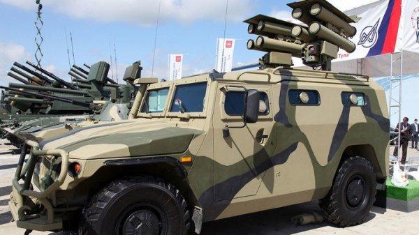 Россию поставили впереди планеты всей по созданию «худшего кошмара для НАТО»