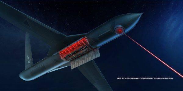 «Гибридный монстр»: новая «невидимка» для воздушных дуэлей с истребителями