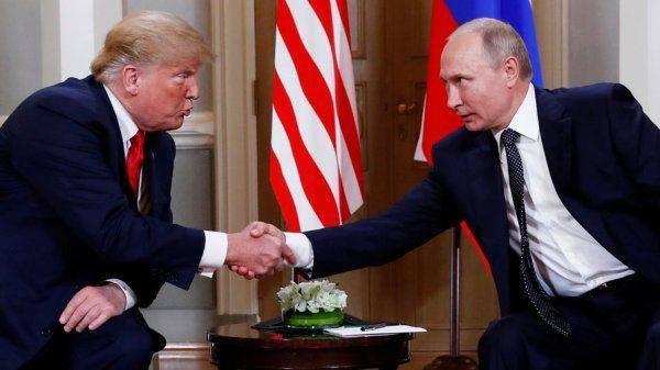 О чем на встрече в Хельсинки договорились Путин и Трамп?
