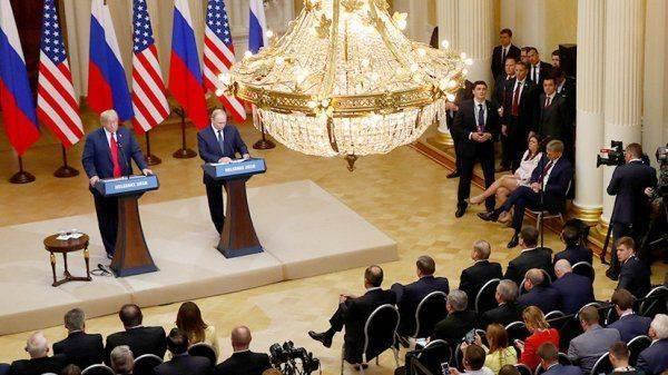 Встреча Путина и Трампа была воспринята на Украине истерикой