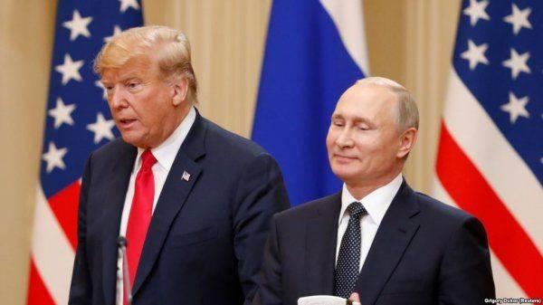 На Украине признали Путина победителем