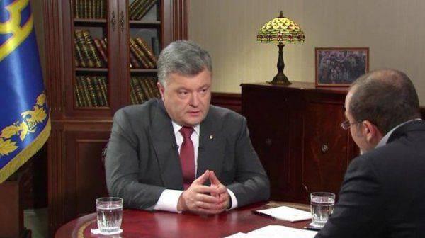 Порошенко проигнорировал позицию Трампа: Минск-2 соблюдаться не будет