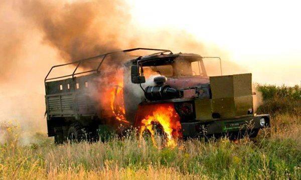 «Правый сектор» открыл второй фронт на Донбассе! – Спецназ ВСУ несёт потери