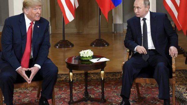 Отравить Трампа «Новичком»: Встреча президента США с Путиным подкинула дров в костер конспирологии