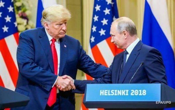 В Белом доме никто не знает, о чем Трамп договорился с Путиным - The Washington Post