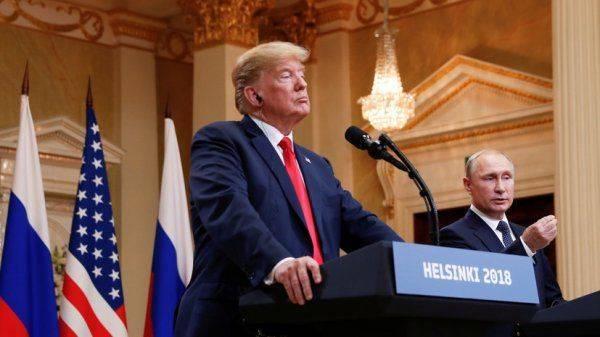 СМИ: Путин предложил Трампу организовать референдум по Донбассу