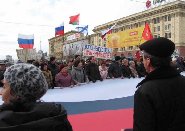 Харьков, Мариуполь, Одесса – Россия возвращается к Крымскому сценарию?