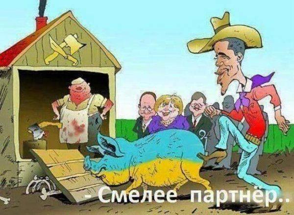 По «Ялте-2» – страхом и войной в Донбассе!