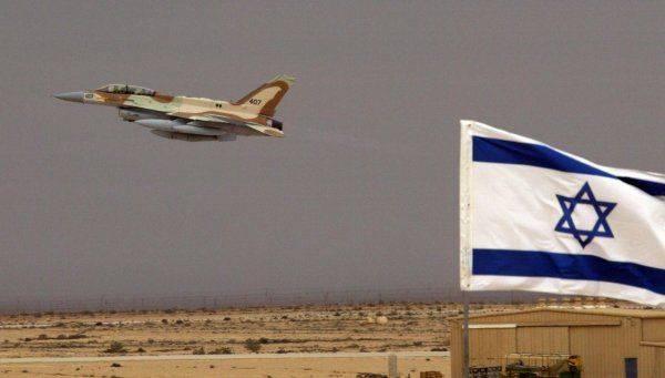 Израиль наносит удары по правительственным войскам Сирии