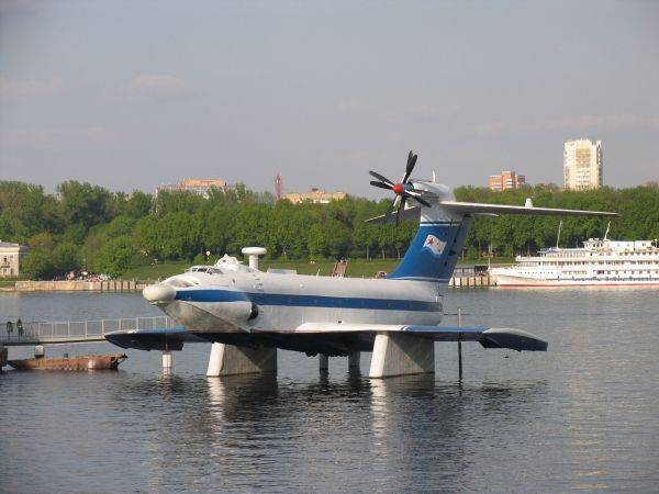 «Станет грозой американских ВМС»: зачем Российской армии ударный экраноплан