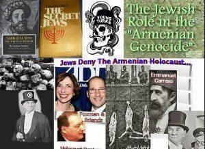 Тайные причины и организаторы геноцида армян