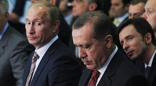Непростой выбор Путина: Кадыров – слева, Эрдоган – справа