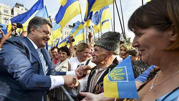Решающий бой Порошенко. Против Тимошенко, Гриценко, олигархов и Запада