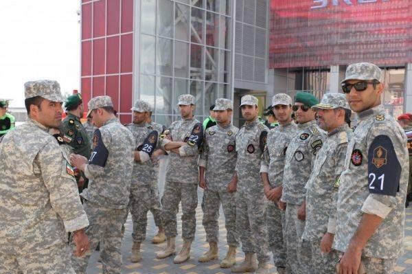 Россия или Иран. Чья военная полиция окажется лучшей?
