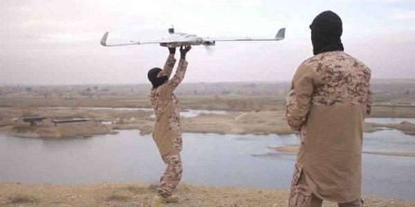 Кто поставляет террористам беспилотники?