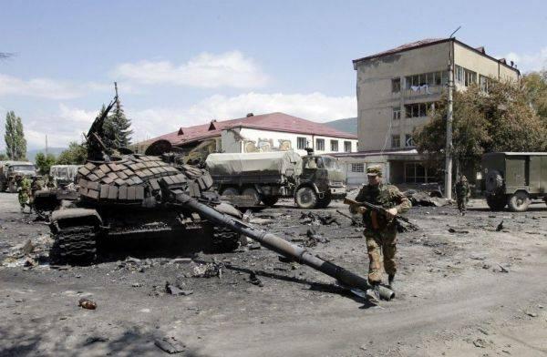 Война 08.08.08 – послесловие:  НАТО так и не пришло на помощь своему верному союзнику