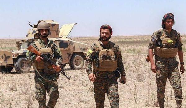 Курды готовы отправить отряды на помощь сирийской армии