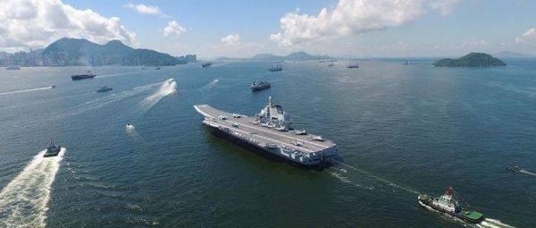 Китай взял курс на войну с США