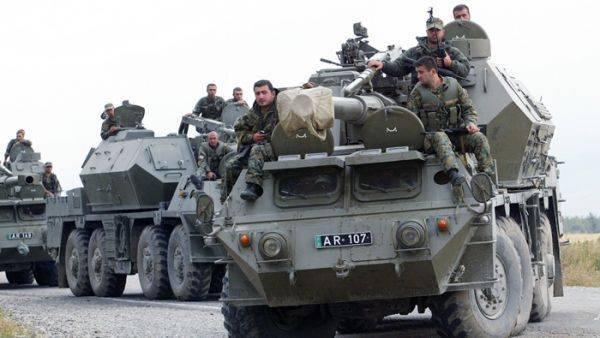 Военный конфликт с Грузией: Что на самом деле случилось 10 лет назад