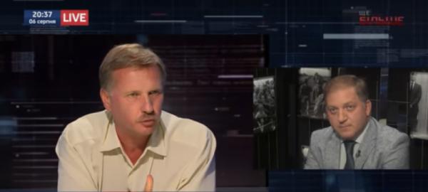 «Мне есть за что уважать Путина»: в эфире украинского ТВ приключился очередной скандал