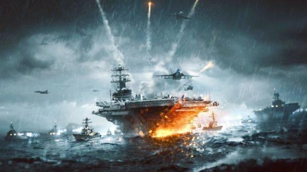 Один в поле воин: боевой авианосец-тримаран будущего с ЭМИ-артиллерией и «стелс»