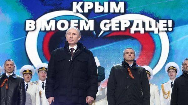 Советник Путина признал, что Москва не планировала присоединять Крым