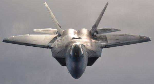 Американцы в секретной «Зоне-51» проводят испытания «ликвидатора» русских истребителей