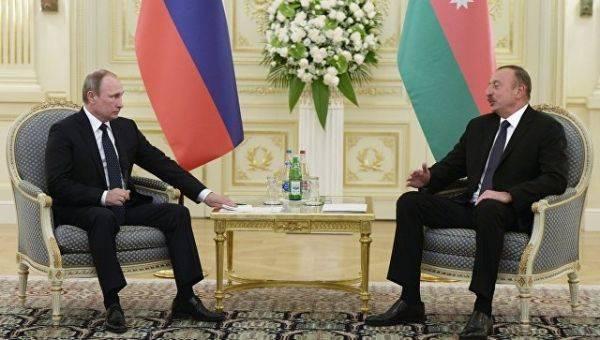Азербайджан - Россия: впереди целое море сотрудничества