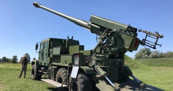 В Киеве врут о достоинствах «новой украинской пушки»