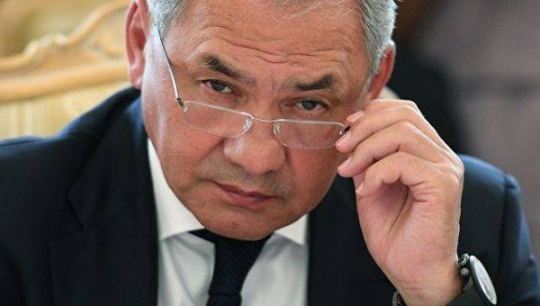 """Шойгу напомнил немцам, к чему приводят разговоры с Россией """"с позиции силы"""""""