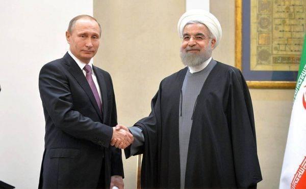 О чем общались Роухани и Путин на саммите «Каспийской пятерки»?