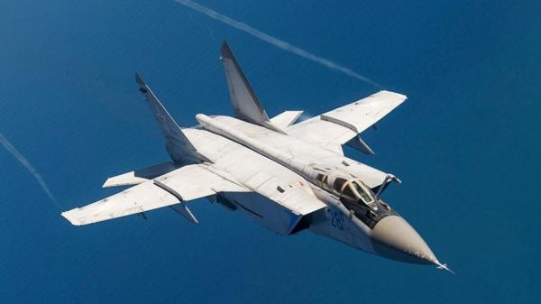 Границы на замке. На что способен сверхзвуковой и всепогодный истребитель МиГ-31?
