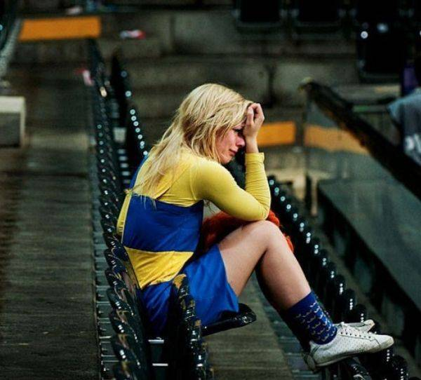 Вера из Киева не может понять, почему Европа предала надежду украинцев