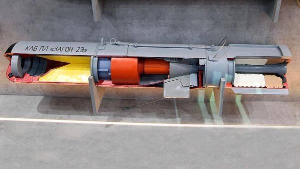 В России разрабатывают новое поколение противолодочного оружия