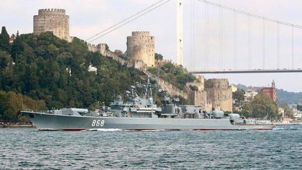 Морской щит для Сирии