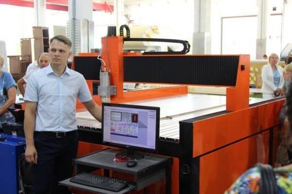Завод по производству автодомов открылся в Московской области