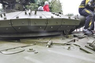 Украинский Т-64БМ «Булат»: история неуместного танка
