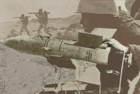 Как американский танк M48 попал в СССР в 1973 году?